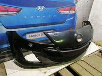 Mazda 3 BL 2009-2013 бампер передний