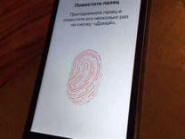 iPhone 5s идеал с тачем