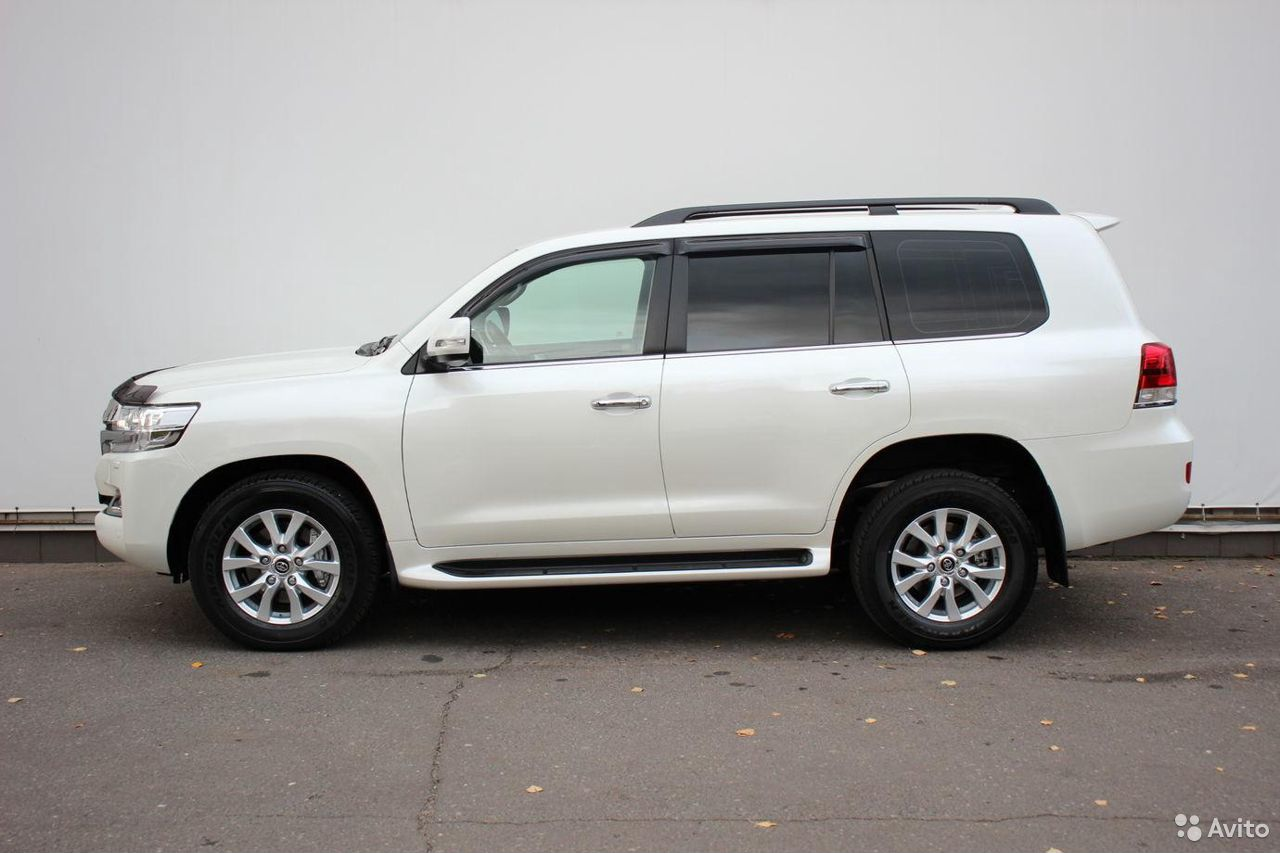 Toyota Land Cruiser, 2019  84822396411 купить 8
