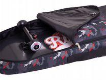 Чехол для скейтборда Ridex Skatebag Red Camo