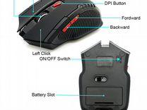 Новая Беспроводная оптическая мышь — Товары для компьютера в Тюмени