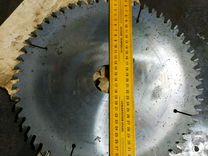 Диск для циркулярной дисковой пилы советский