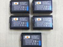 "Комплект: 5 аккумуляторов Sony NP-FW50 ""dste"""