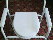 Кресло туалет для инвалидов, новый