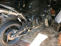 Yamaha R1 04-06 разбор