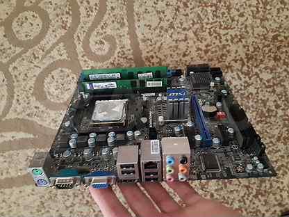 Athlon II X4 645 ddr3 8gb и мат плата