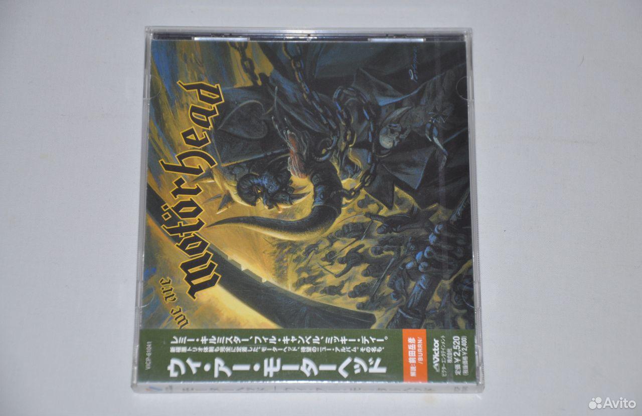 Motorhead - We Are Motorhead 2000 Japan CD Новый
