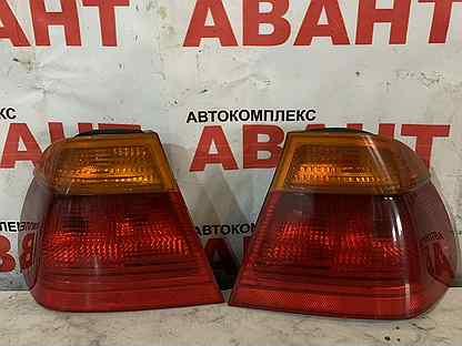 Фонари левый и правый на BMW E46