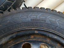 Колесо Amtel NordMaster 175 65 14 — Запчасти и аксессуары в Перми