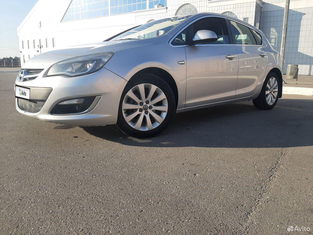 Opel Astra, 2012  89877309141 купить 6