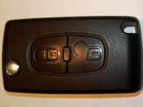 Выкидной Чип-ключ замка зажигания для автомобиля