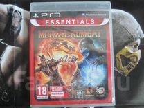 Mortal Kombat и SplitSecond 2 игры для PS3