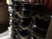 Штампованные диски R13-15 на ваз новые