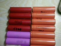 Продам литийионные аккумуляторы формата 18650