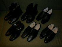 Мужская обувь, натуральная кожа