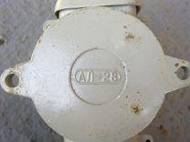 Ршв2-41 розетка судовая с выключателем СССР