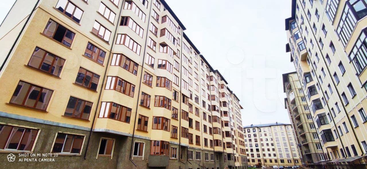 1-к квартира, 44 м², 9/10 эт.  89280756427 купить 1