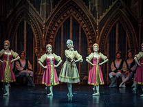 Билеты на балет «Лебединое озеро» 23 июня
