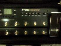 Гитарный процессор line 6 pod hd 500