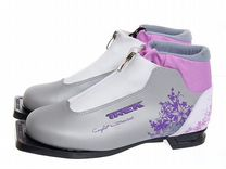 Ботинки лыжные 36 размер и лыжи 190 см и 170 см
