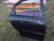 Дверь шевроле ланос