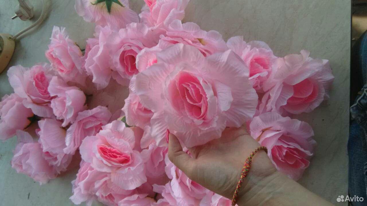 Цветы искусственные для декора  89323259045 купить 4
