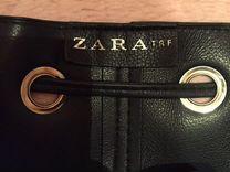 Новая сумка zara качества отличное очень удобная