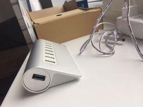 USB хаб 7 портов — Товары для компьютера в Санкт-Петербурге