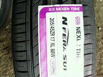Летние шины Nexen Nfera SU1 205/45/R17