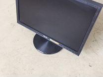 Монитор Asus 19 дюймов vw199 dr широкоформатный