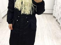Шарф женский молочного цвета — Одежда, обувь, аксессуары в Санкт-Петербурге