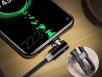 USB зарядный шнур магнитный