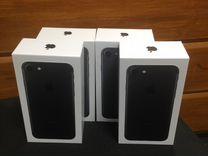 iPhone 7 - 128gb Black новый